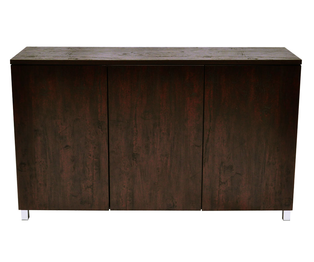 Bianca storage buffet wenge puzzle furniture - Sideboard wenge ...